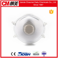 CM anti dust nonwoven 3 layer filter mask