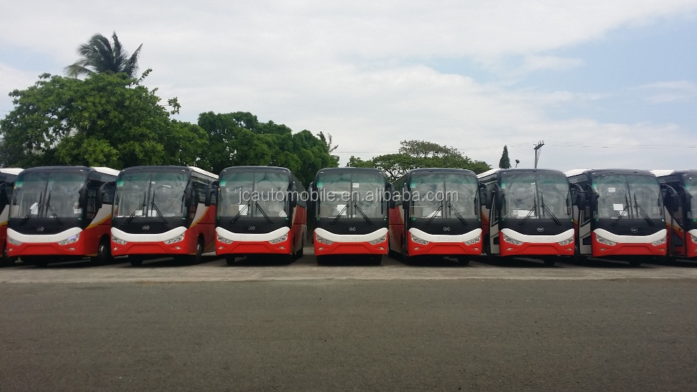 Brand new 55-60 seats long distance coach bus for sale