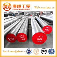 Round Bar Alloy Tool Steel 1.2344 Steel