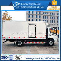 Diesel engine and Manual transmission Type Foton refrigeration unit for truck manufacturer