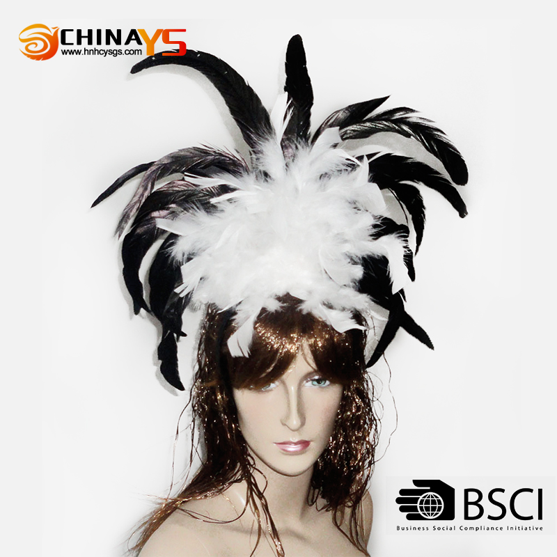 Natural best quality princess headdress with competitive price