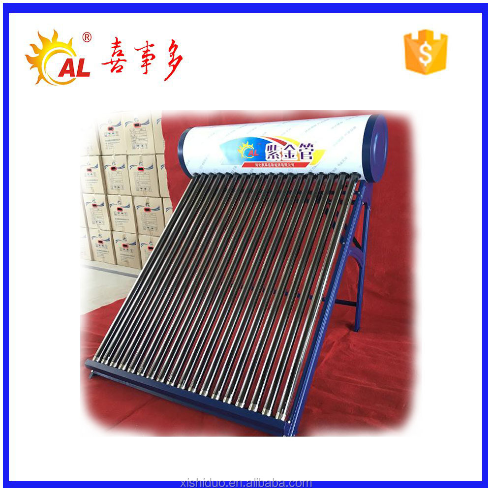Hot Sale 58*1800mm Evacuated Tube Balcony Hanging Solar Collectors
