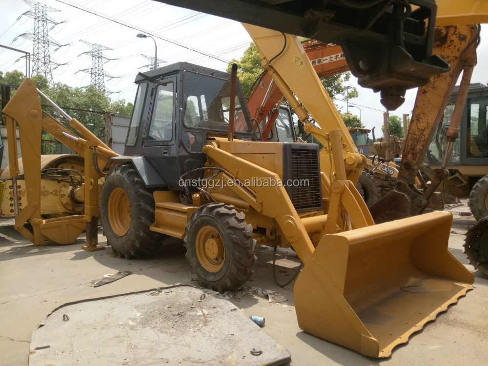 Used Backhoe Loader 3CX,Cheap Both-Busy Loader For Sale,140 210 Wheel Excavator