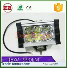 Trade assurance for 6.0 inches 18W off road mine lamp boat bulb led light bar ,led driving light bars