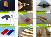 plastic PVC T Molding for MDF Furniture Edge Banding Plastic Cabinet