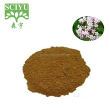 Supply high quality valerian root extract 20:1 powder