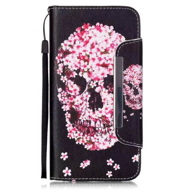 painted case for iphone 6s plus, phone case, for iphone 6s plus stand flip pu leather case