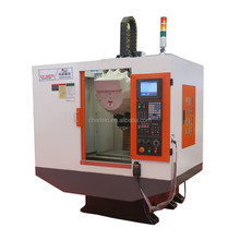 Vertical small cnc tapping drilling machining center for metal profile CX-540