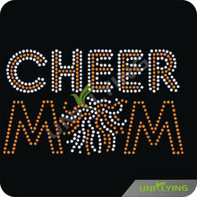 letter design rhinestone transfer for clothing