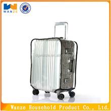 factory price cheap journey external waterproof pvc plastic luggage wheel cover wholesale