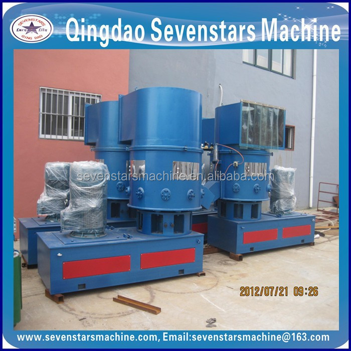 Waste Recycling Plastic Film Agglomerating Machine plastic ldpe agglomerates plastic agglomerate machine