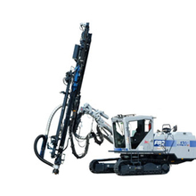 Low Price Of hydraulic rock earth drill machine