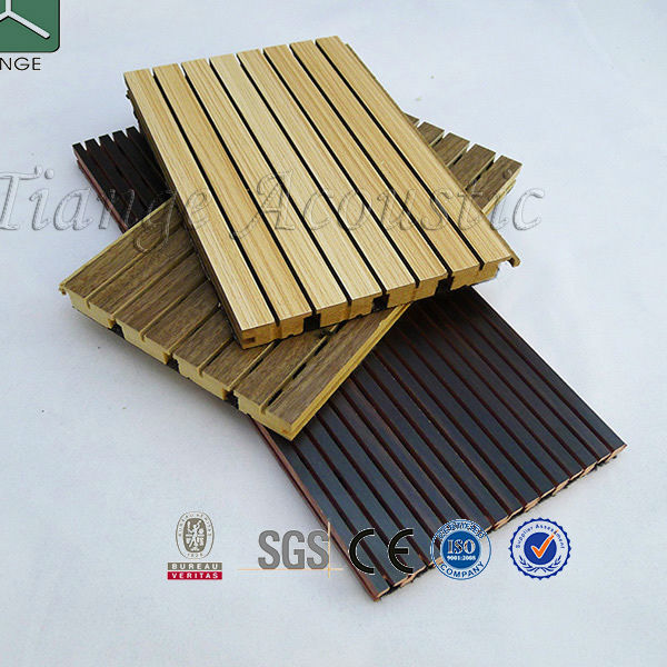 Tongue and Groove mdf Decorative Panel Board