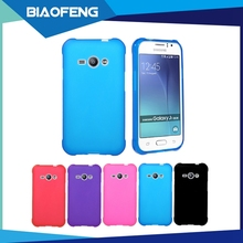 Fashionable popular lowest price extra thin colorful soft tpu back cover phone case for samsung galaxy j1 ace