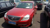 Buick Excelle used car red color