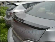 2012 MAZDA 3 Carbon Fiber Rear Spoiler For MAZDA
