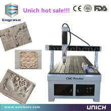 Jinan Unich LXG1224 Woodworking cnc router/high technology cnc router