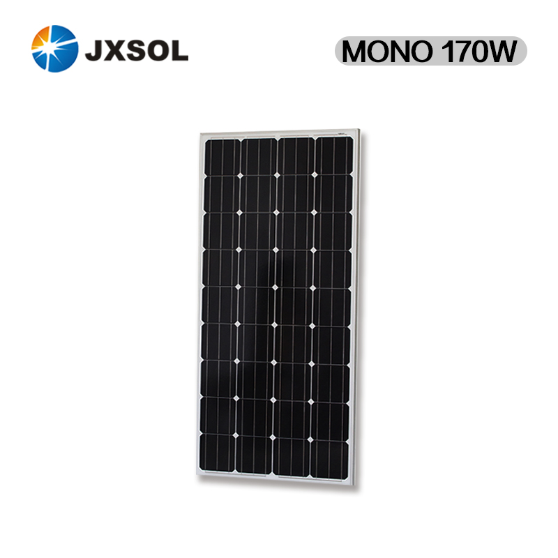 China manufacturer cheap price pv module 170w mono solar panel