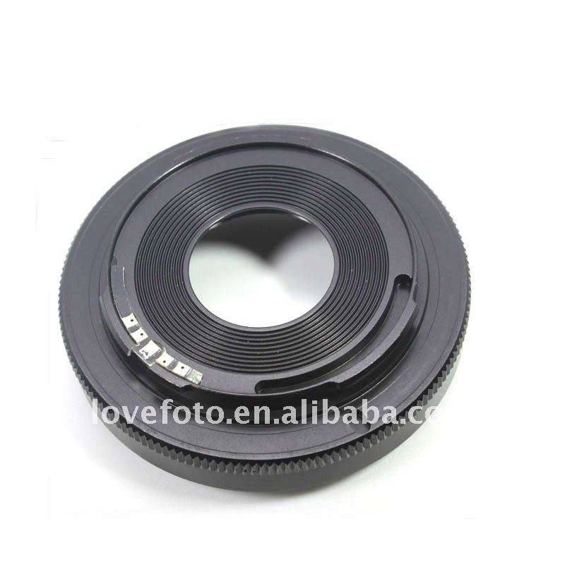 Converter Adapter Adaptor for Pentax PK Lens to Sony Minolta MA Mount Ring