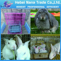 factory new wholsale high quality Wire Rabbit Cage