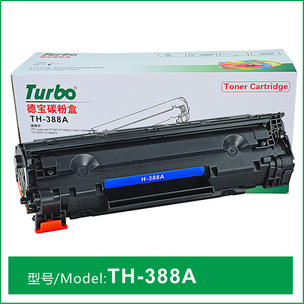Compatible Toner Cartridge for hp 388A