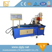 YJ-325CNC High accuracy automatic hydraulic metal tube cutting machine