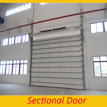 Industrial position stainless steel grill door design