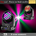 19x40w beam wash moving head zoom moving head Artnet control