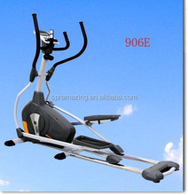 AMA-906E Magnetic elliptical cross trainer,exercise bike (for semi-commercial use, flywheel: 8kgs, two-way )