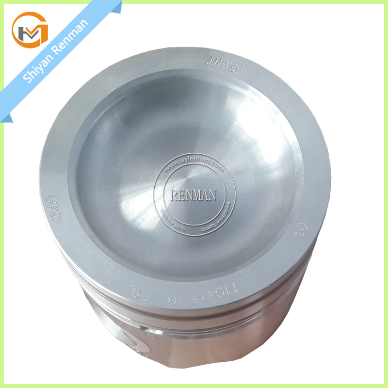 Brand new DCEC QSBe diesel engine part 3975868 4931888 4934860 4955160 casting iron piston