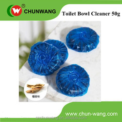 Best Selling Cleaning Products Automatic Toilet Cleaning Blue Tablets