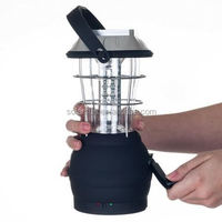 Buy outdoor rechargeable solar lantern carrefour in China on ...