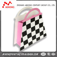 Guaranteed quality proper price handbag shape paper gift bag