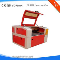 laser engraving cutting machine id card laser engraving machine