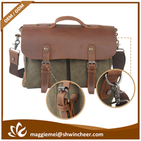 briefcases school, long strap messenger bag, design canvas leather bags