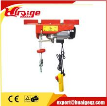 110V 1 3 Ton Electric Chain Hoist/Electric Platform Hoist Approved CE Certificate
