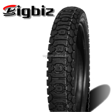 Popular pattern 3.50-18 motorcycle tire for 700cc motorcycle
