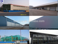 light steel construction factory building for warehouse,workshop, factory