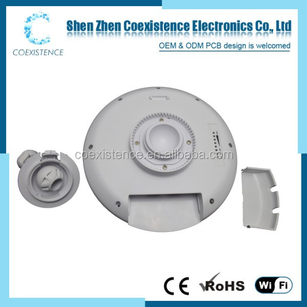 High power ceiling wireless CPE AP POE wifi access point