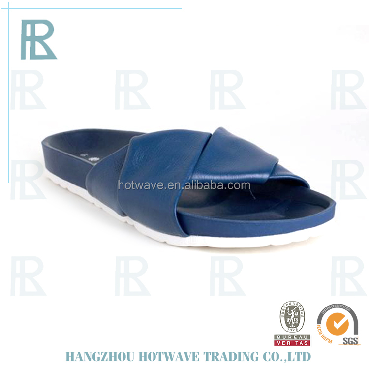 Factory Manufacture Various 2017 Summer Leather Sandal Shoes for Men