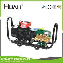 Best price hot water electric power portable high pressure car washer machines with rechargeable battery