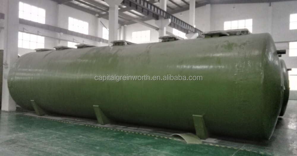 30m3/Day sewage treatment plant