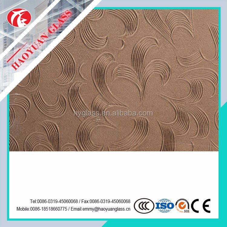 wholesale 3mm-8mm float figured glass,patterned glass