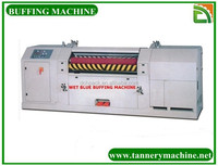 sheep skin processing machines buffing wheel machine