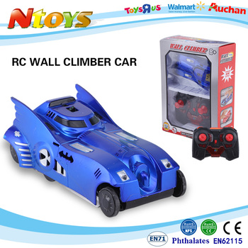 RC WALL CLIMBER CAR