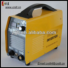 100% rated duty cycle portable TIG-160 inverter welding machine