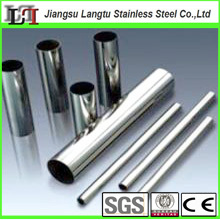 elevator decoration corrugated tube 201 304 316 430 stainless steel pipe /stainless steel