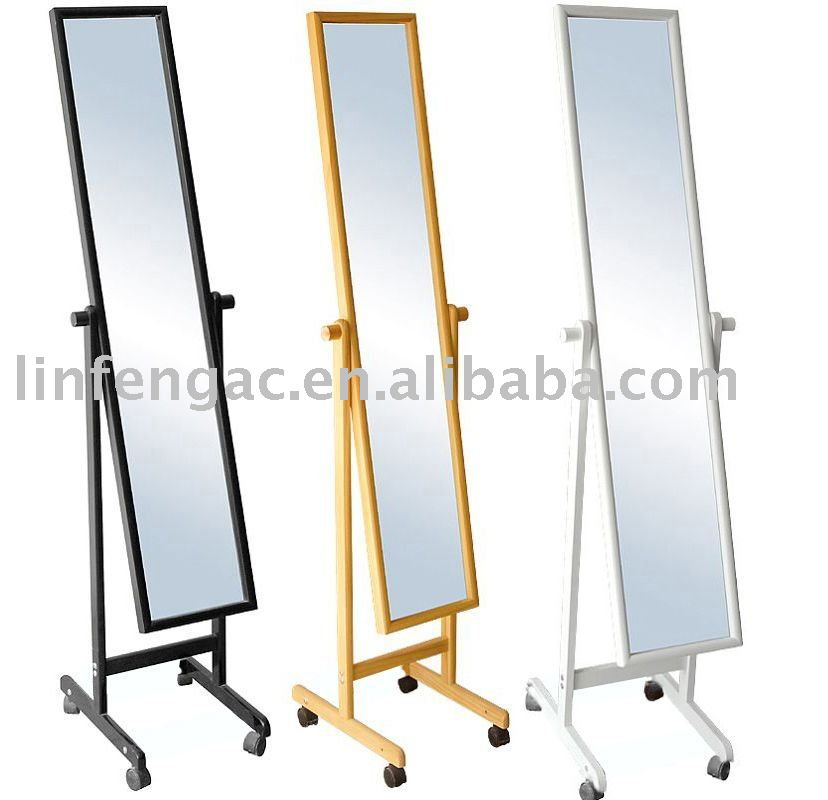cheap free standing white mirror buy product full length black with shoe storage