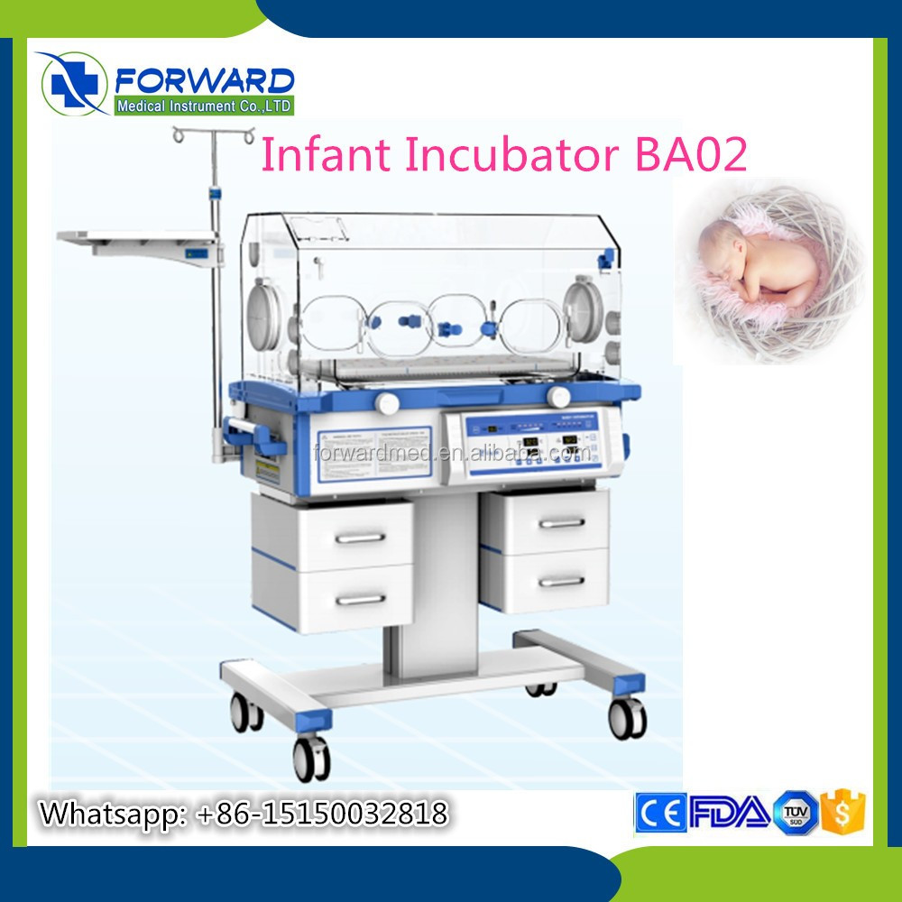 Medical infant incubator baby caring equipment in hospital / Standard cheap price infant incubator
