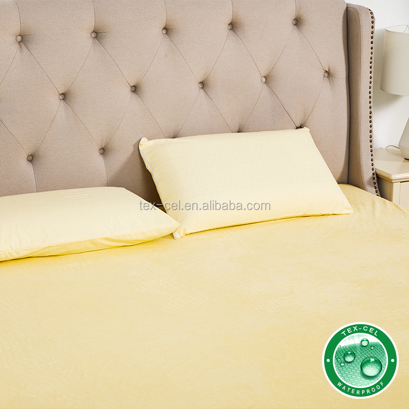 Waterproof Terry cloth laminated fabrics for mattress protector - Jozy Mattress | Jozy.net